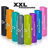 #DoYourFitness XXL Fitnessmatte »Ashanti« / dick und weich, ideal für Pilates, Gymnastik und...