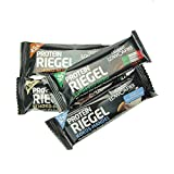 Layenberger Nutrition LowCarb.One Protein-Riegel Display 18x35g Mixbox