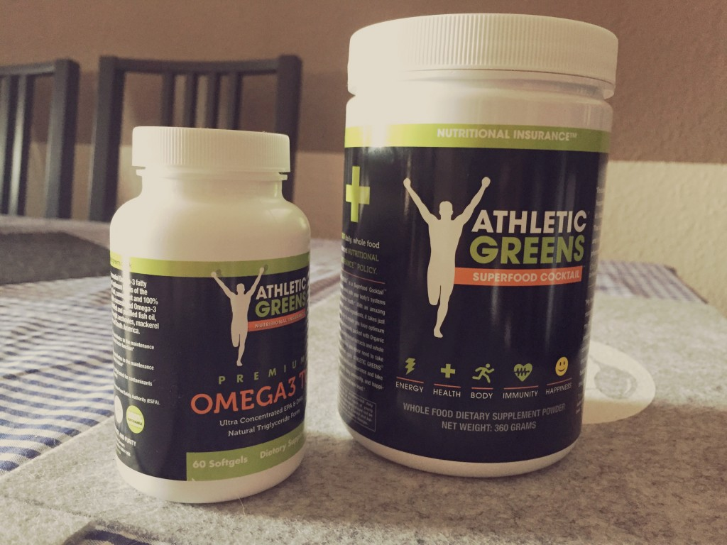 Athletic Greens Erfahrung