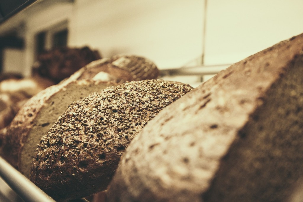 Chia Samen Brot