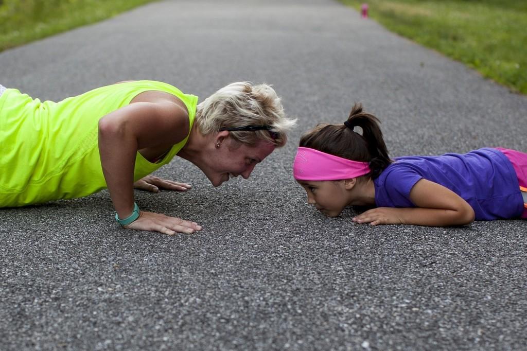 Bei Bodychange werden auch Frauen fit!