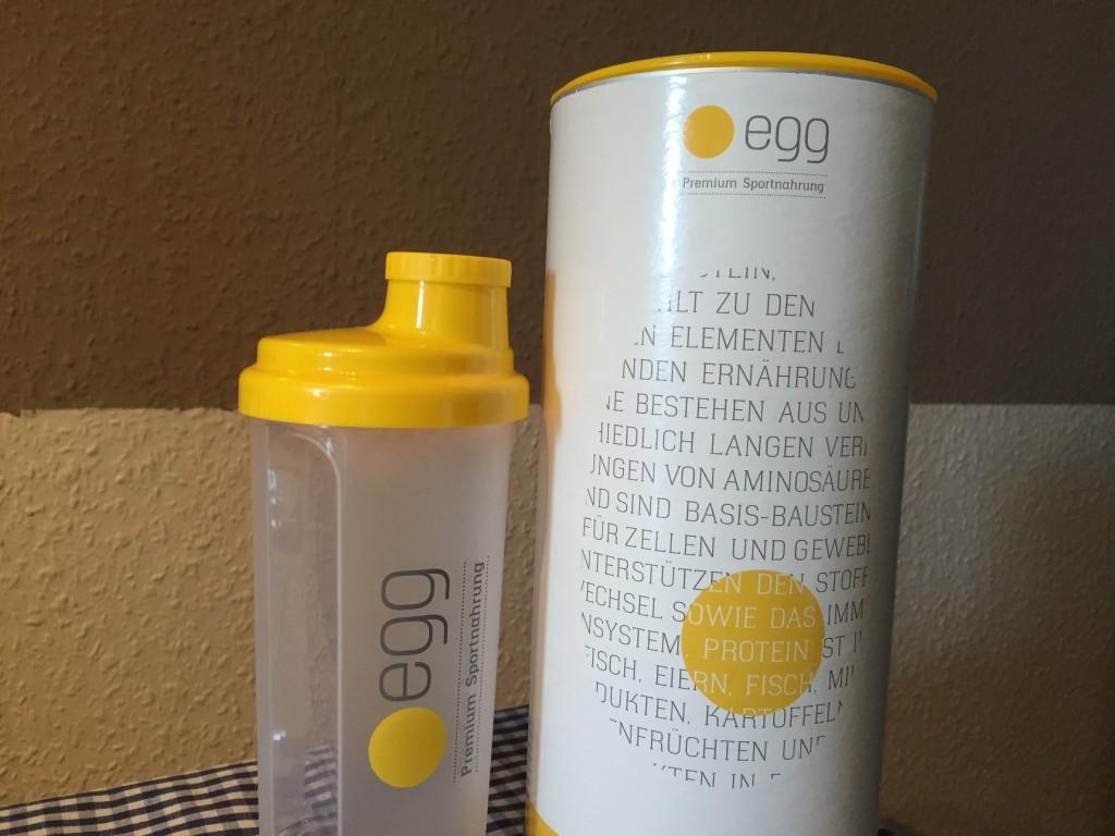 Foodspring Erfahrungen - egg de Erfahrungen