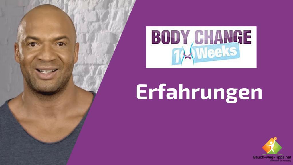10 Weeks Body Change Erfahrungen