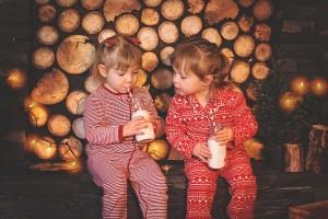 Viele Kinder trinken gerne Milch. IIst Milch gesund?