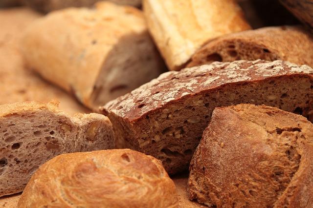 Bei der KFZ Diät muss nicht auf Brot verzichtet werden