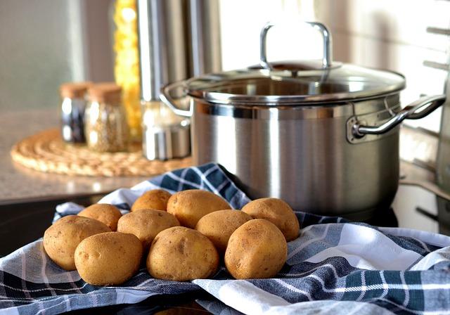 Kartoffeln gehören bei der Low Carb Diät der Vergangenheit an