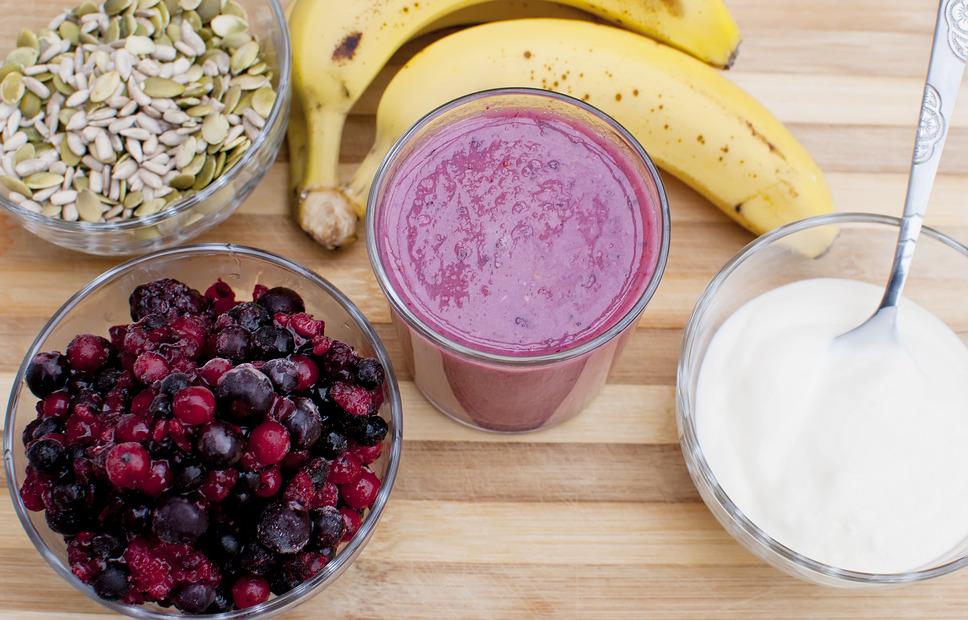 Домашний йогурт при похудении