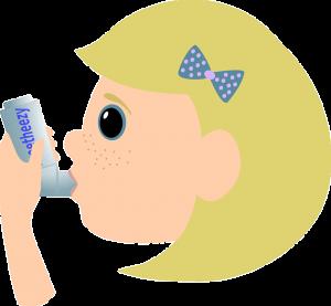 Unter Asthma zu leiden ist nicht schön