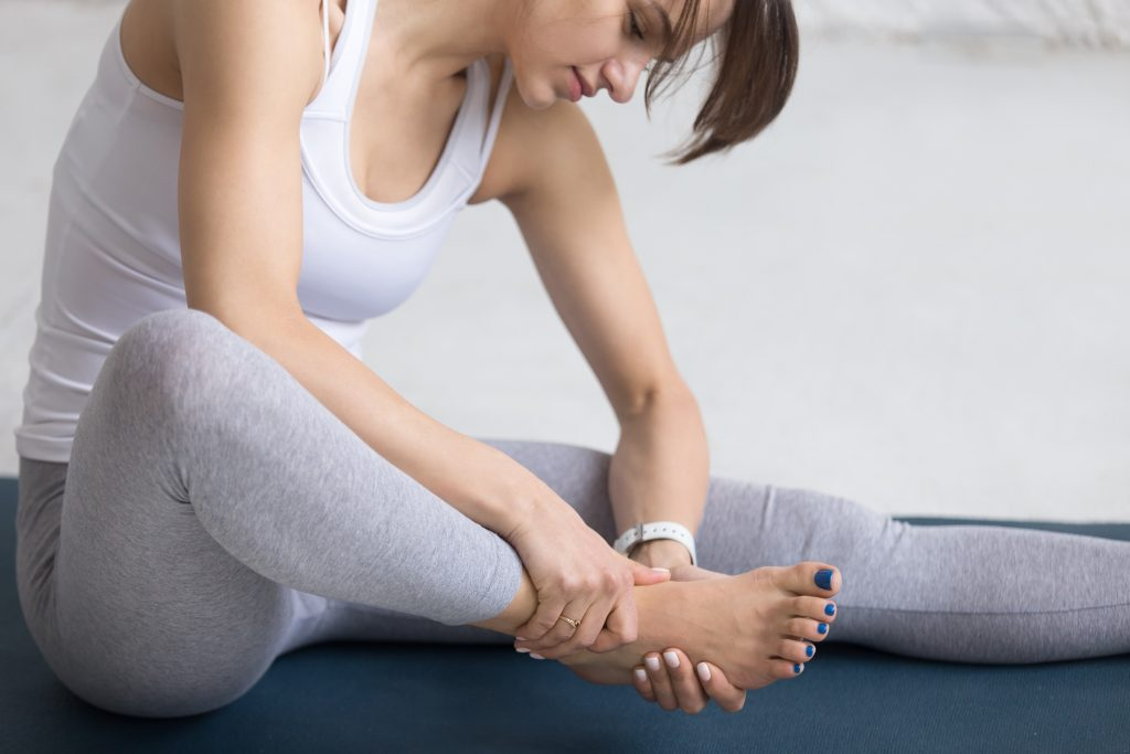 Trampolin Fitness ist gelenkschonend