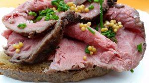 Das HCG Diät Mittagessen verlangt nach Fleisch oder Fisch
