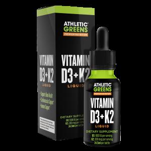 Vitamin D3 und k2