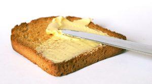 Buttermilch - gesund oder nicht - ein Nebenprodukt der Butter