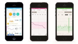 Withings WS 50 App