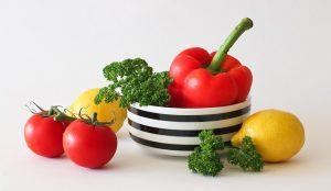 Gemüse für einen knackigen Po