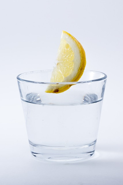 Trinken hilft beim Körper entgfiten