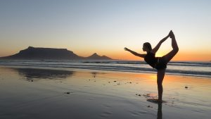 Yoga Übungen zum entspannen