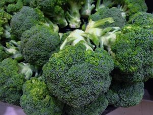 Durch Brokkoli schnell Fett verlieren
