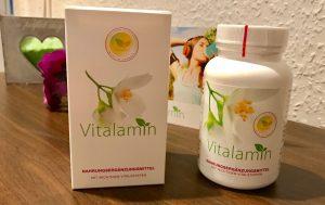 Vitalamin Appetitzügler kaufen - die Frontansicht der Verpackungen