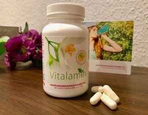 Vitalamin Fatburner kaufen - Nährstoffkapseln zur oralen Einnahme