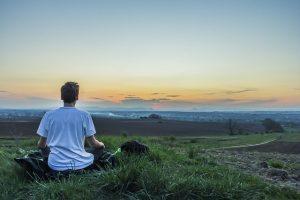 Yoga Musik befreit die Gedanken