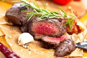 Beta Alanin findet sich vor allem in Fleisch