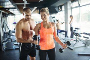 Egg Protein eignet sich für jeden der fit werden möchte