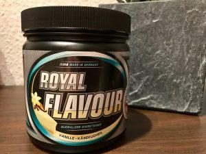 Aroma Pulver von Bodybuilding Depot