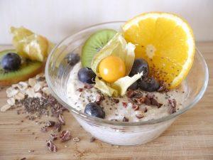 Chia Samen sind gesund und lecker