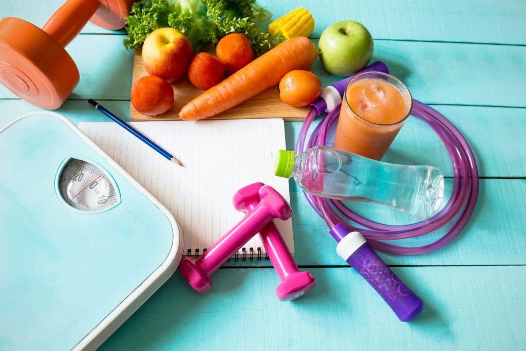 Mit natürlichen Fatburnern gesund abnehmen