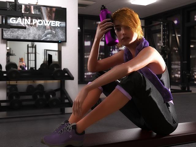 Abbildung 2: Fitnesstraining muss nicht immer im Fitnessstudio stattfinden.