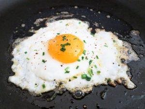 Proteine Aufbau - Eier haben die höchste biologische Wertigkeit