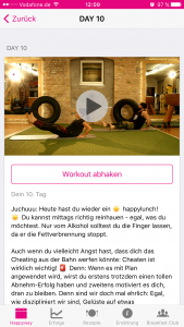 21Happyme App Einblick