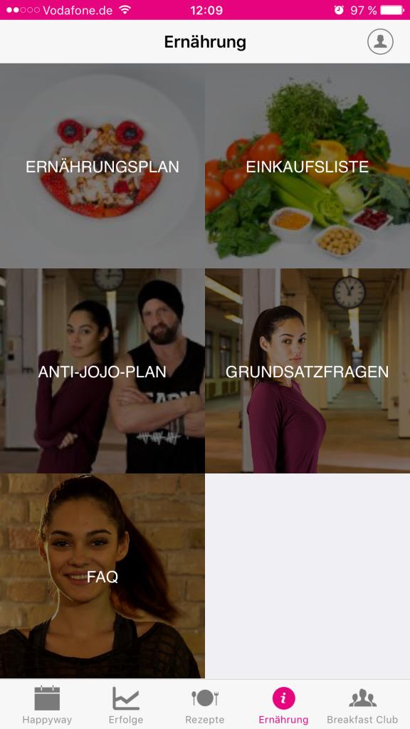 21happyme ernährungsplan