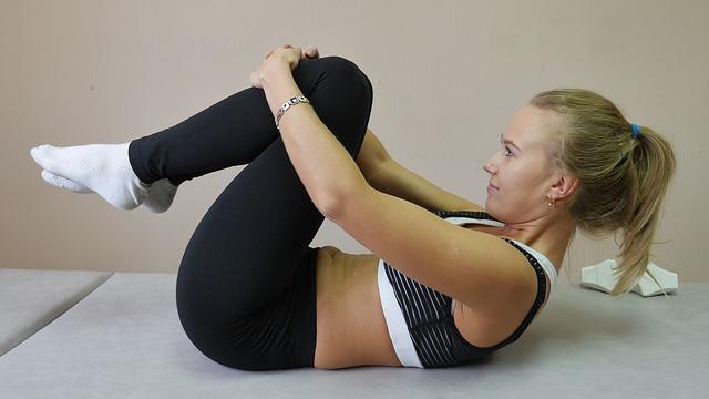 Pilates Übungen für Frauen