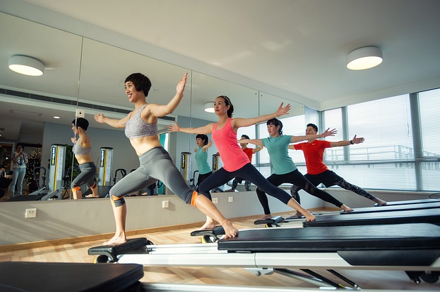 Pilates Übungen bestehen aus 6 Prinzipien