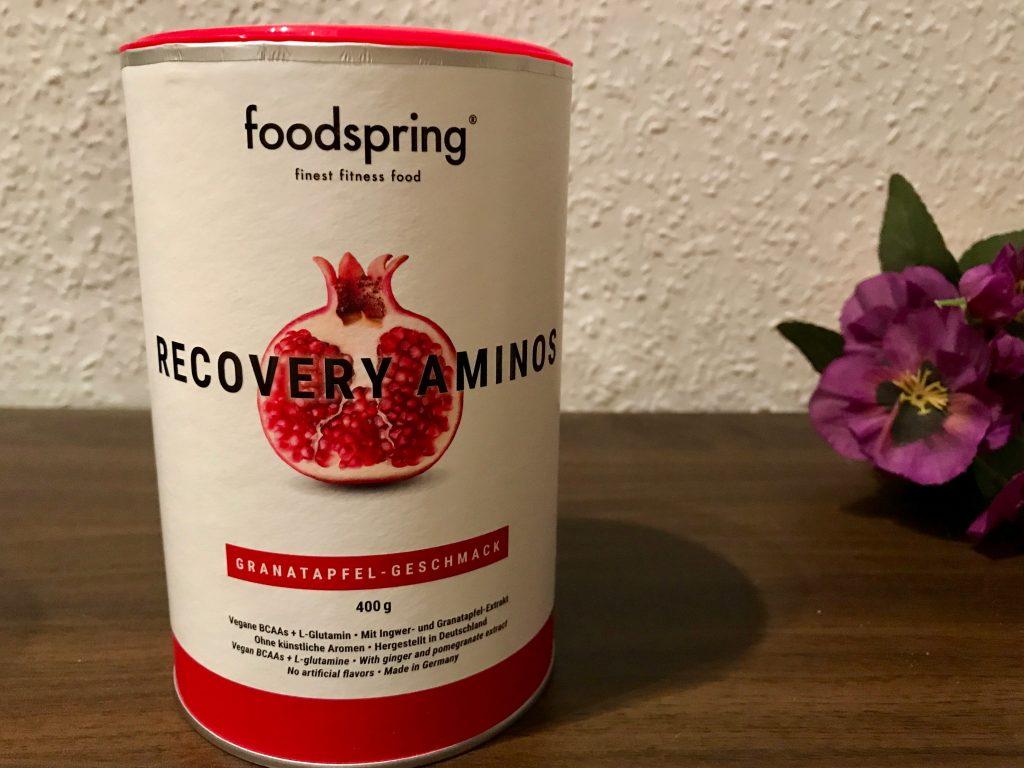 Post Workout Aminos Foodspring