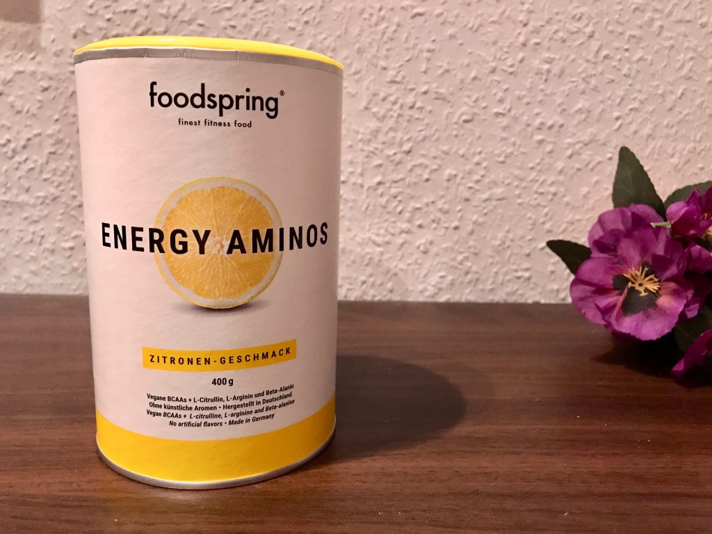 Foodspring Amonis Pre-Workout