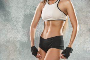 Ernährung für Muskelaufbau der Frau