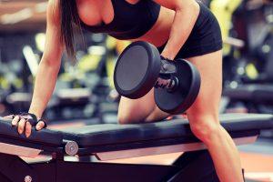 Tipps für den Muskelaufbau einer Frau