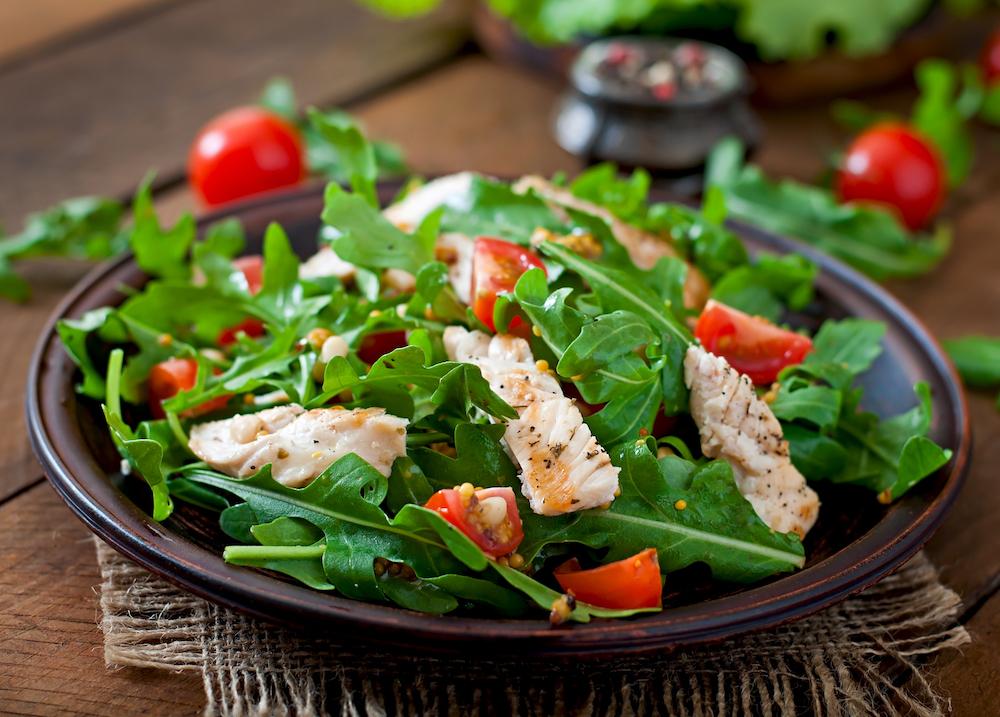 Schlank im Schlaf Rezept: Salat