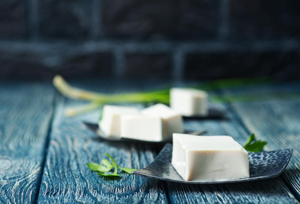 Schlank im Schlaf Frühstück - mit Tofu