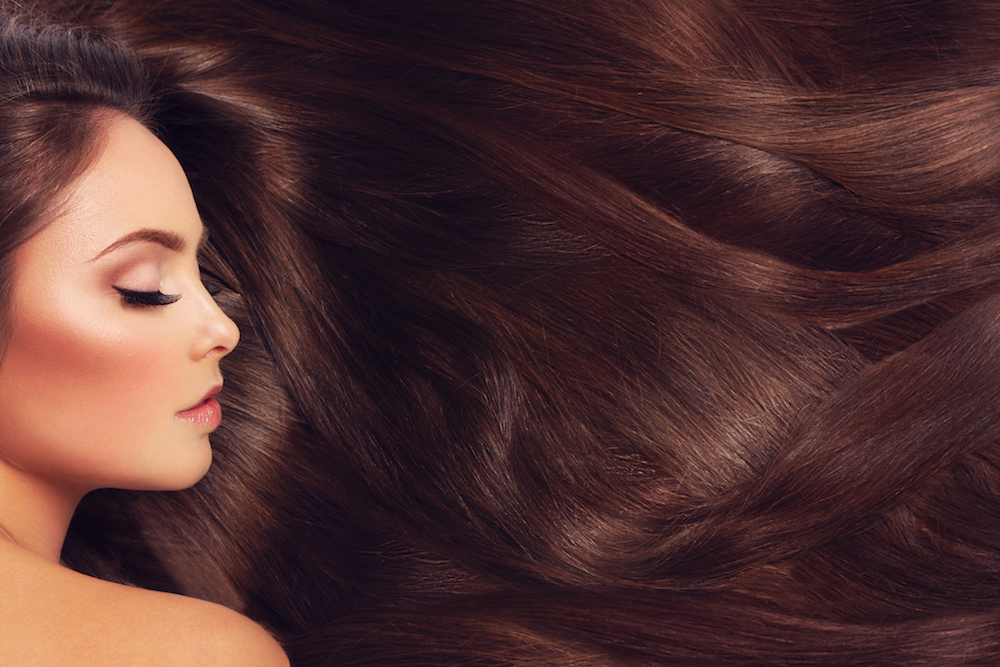 Biotin kann das Haarwachstum fördern