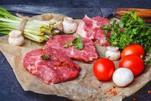Schnell abnehmen am Bauch ohne Sport - mit gesunder Ernährung