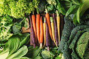 Schonkost bedeutet nicht, dass man nur Gemüse isst