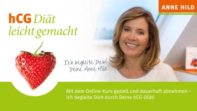 hCG Diät Programm mit Ann Hild