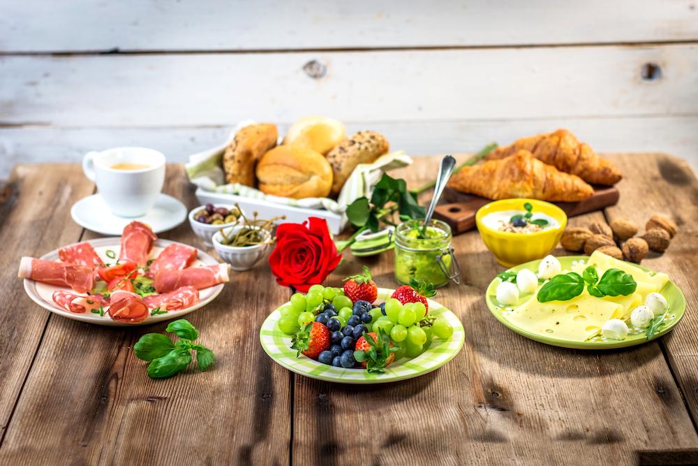 Frühstück nach der Abnehmen ohne Hunger Methode
