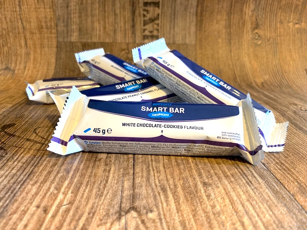 Body & Fit Crunchy Bar