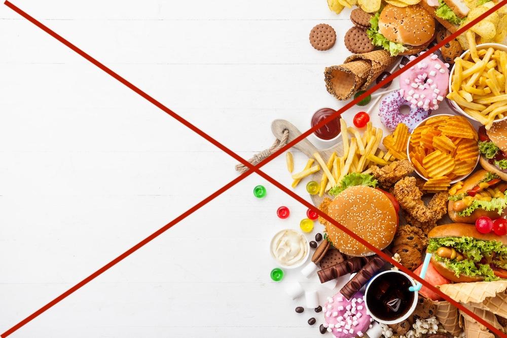 Fodmap Lebensmittel streichen
