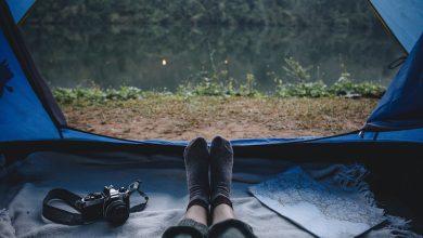 Im Campingurlaub abnehmen