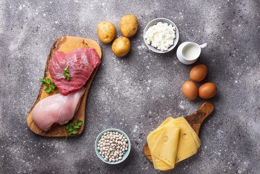 Essentielle Aminosäuren vegan einnehmen und den Muskelzuwachs steigern